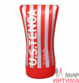 Мастурбатор Tenga USA Soft Tube Cup, 18X6 см
